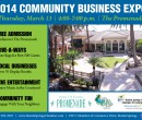 Community Business Expo Banner