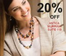 Antica-Murrina Welcome Back Sale