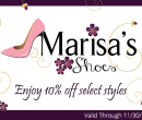 Marisa's Shoes