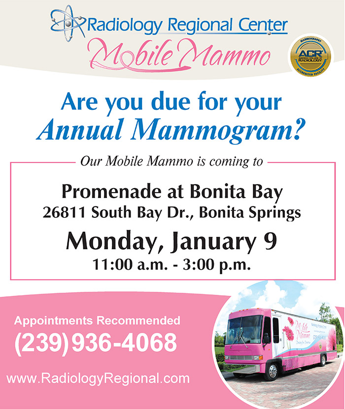 Mobile Mammo Screening