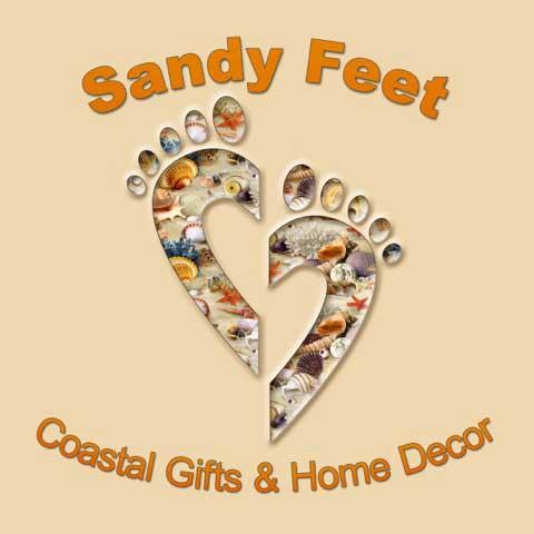 Sandy Feet Logo