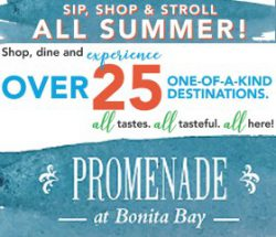 Summer Sip Shop and Stroll at Promenade