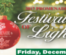 Promenade Annual Holiday Festival of Lights / Tree Lighting with Santa