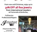 International Jewelers Flyer